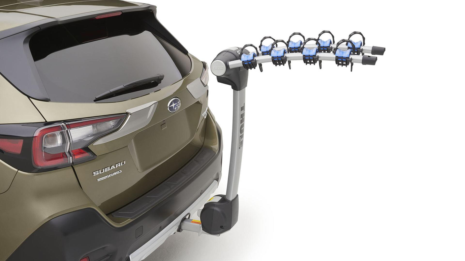 Upright (receiver tongue portion of bike carrier) image for your 2016 Subaru Crosstrek  Limited